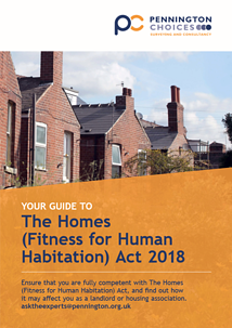 Your guide to The Homes Fitness for Human Habitation Act cover